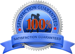 Carpet Pro Satisfaction Guarantee
