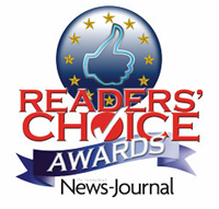 News Journal Readers Choice Award